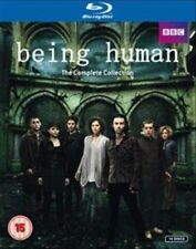 Being Human Series 1 to 5 Complete Collection Blu-ray UK BLURAY