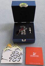 SWAROVSKI Kris Bear With Skis Figurine (7637 000 004/234710) Mint in Box