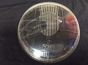 VW Beetle, Bug,Kombie or  Porshe 911,912 Genuine Bosch Glass Head light Lens