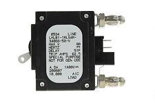 Airpax 50 Amp Bullet Breaker, Lmlb1-1Rls4R-34866-50-V