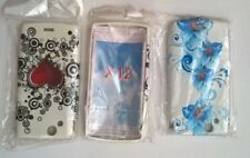 Sony Ericsson X12 Xperia Arc - 3 x Cases