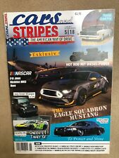 Cars and Stripes Magazin 5 / 2018  Pontiac, Ford Mustang, Corvette, Jeep, Poster