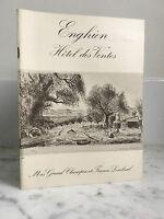Catálogo De Venta Enghien Hotel Las Venta Impresión Moderno 1879