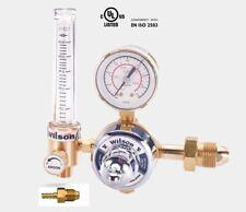 Argon CO2 Mig Tig Flow meter Flow meter Gas Welder CGA580 101-AR-FL HD