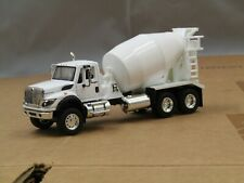 Dcp/greenlight custom white International Workstar cement truck 1/64