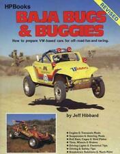 Baja Bugs and Buggies HP60: How to Prepare Volkswagen Based Cars for Off Road Fu