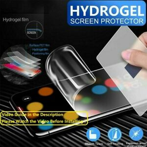Hydrogel Film Screen Protector For TCL 10 Pro