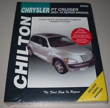 Reparaturanleitung Repair Manual Chrysler PT Cruiser Baujahre 2001 - 2010