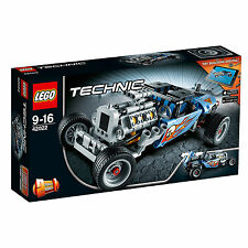 LEGO Technic Hot Rod (42022), auto, auto da corsa nuovo e originale imballato
