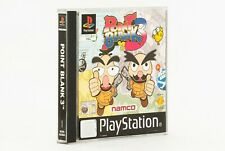 Point Blank 3 Sony Playstation 1 PS1 PAL - 2000 (COMPLETO)