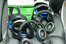 7 x Headsets Turtle Beach and Sony PS4 -Faulty - Spares - Free Postage