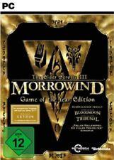 The Elder Scrolls III-Morrowind (game of the Year Edition descarga código) (PC)