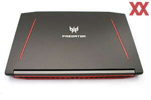 """Acer Predator Helios 300 Gaming Notebook 15,6"""" Full HD IPS, Core i7-7700HQ,"""