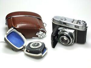Kodak Retina IIc + Xenon 2.8 / 50