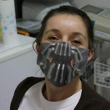 Bane Mascarilla Máscara Facial reutilizables tela de algodón Face Mask 3D Impreso