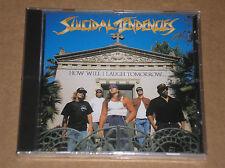 SUICIDAL TENDENCIES - HOW WILL I LAUGH TOMORROW WHEN... - CD SIGILLATO (SEALED)