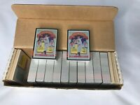 🔥1985 Donruss Factory Set 660 Cards Sealed Roger Clemens & Kirby Puckett RC🔥