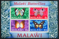Butterflies Malawian Stamps (1964-Now)