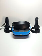 Acer Windows Mixed Reality Headset with Controllers Parts Only Black Screen