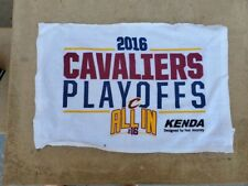 Cleveland Cavaliers All In Rally Towel NBA Playoffs 2016
