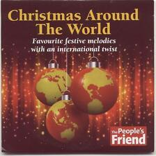 CHRISTMAS AROUND THE WORLD - PROMO CD (2016) 16 TRACKS