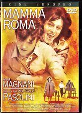 Pier Paolo Pasolini: MAMMA ROMA. Tarifa plana en envío dvd España, 5 €
