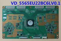 Original T-con Board VD_5565EU22BC6LV0.1 For TV