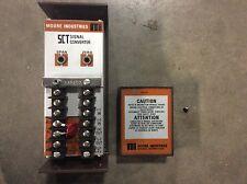 Moore Industries SCT/1-5V/4-20MA/117AC/-RF-STD Signal Converter