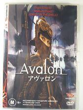 Avalon - DVD - アヴァロン - Mamoru Oshii - JAPANESE SCI-FI - ' MADMAN ' English Subs