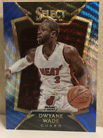 2014-15 PANINI SELECT BLUE SILVER PRIZMS #2 DWYANE WADE SP PACK FRESH - MINT !