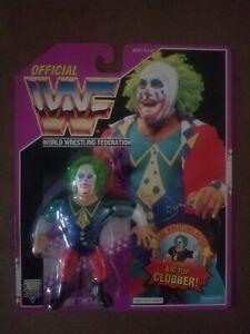 WWF Hasbro Doink MOC
