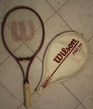 Racchetta tennis wilson pro 110 AERODYNAMIC CON CUSTODIA