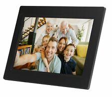 Digitaler Bilderrahmen Frameo WLAN 10,1 Zoll 1280x800 Denver PFF-1010 schwarz