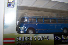BREKINA 58061 Saurer 5 GVF-U Austrobus | Bus-Modell 1:87 sealed
