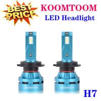 2019 Neue Arrival H7 Mini Design LED Headlight Bulb Kits 55W 8000LM 5000K Weiß