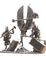 Lost Kingdom Miniatures Canopic Guard Kings of War, 9th Age