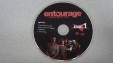 Entourage Fourth 4 Season Disc 1 ONLY DVD