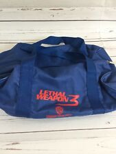 Warner Bros Home Video Lethal Weapons 3 Promotional Duffle Bag