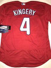 Scott Kingery #4 Philadelphia Phillies Jersey : Red : Adult XL 48