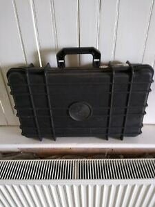 Original Heckler & Koch MP5 carry case (ex UKSF)