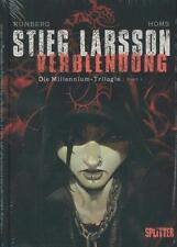Aumentó larsson-libro 1: ceguera, astillas