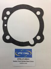 Ducati Bevel Front Cylinder Base Gasket (0.5mm thick)