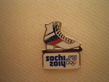SOCHI 2014 OLYMPIC PIN FIGURE SKATING