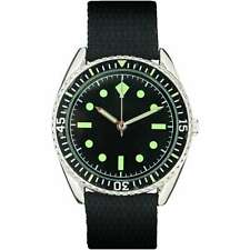 New German Naval Commando Classic Watch Gents Watch Vintage Retro Military