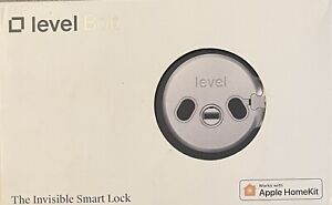 Level Bolt, The Invisible Smart Lock. Bluetooth Deadbolt