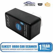 OBD2 ELM327 Bluetooth auto scanner Android PC Windows COPPIA AUTO SCAN strumento UK