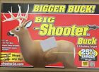 Shooter Buck 3D Foam Archery Target Bow Deer Hunting Crossbow Blind Cart NEW