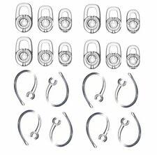 New SET 12pcs SML Earbuds 2pc Earhooks for Plantronics Marque M155 Marque 2 M165