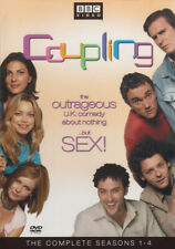 Coupling - The Complete Seasons 1-4 (Boxset) New DVD