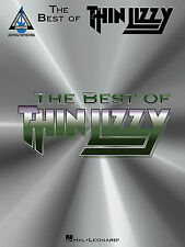BEST OF THIN LIZZY - GUITAR TAB SHEET MUSIC BOOK *NEW*